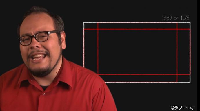 对于电影宽高比你知多少?看看这段有趣视频,介绍了电影历上宽高比的演变——中文字幕