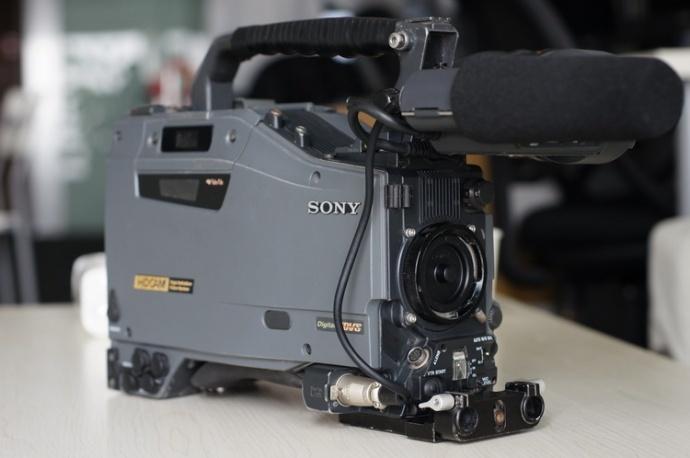 白菜价出广播级高清索尼hdw-750p摄像机机会难得!