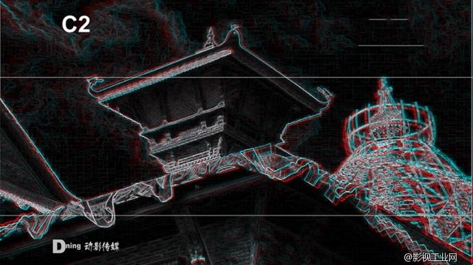 3D立体拍摄后期制作校正介绍