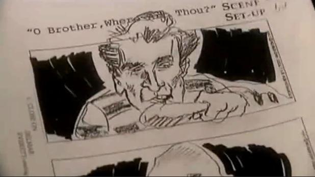 """许多经典电影都是严格的""""分镜化的"""",看科恩兄弟的御用分镜师是如何工作的吧!"""