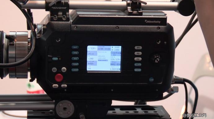 KineRAW-S35国造数字电影摄影机使用视频教程