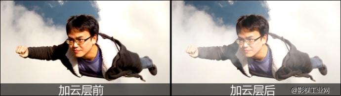 【原创微特效教程】从0开始,空中飞行特效拍摄与制作