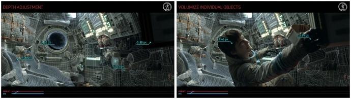 《地心引力》的3d是如何制造的