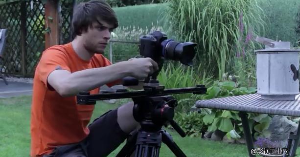 【简单教程】10种方法使用一个相机滑轨,得到各种很棒效果