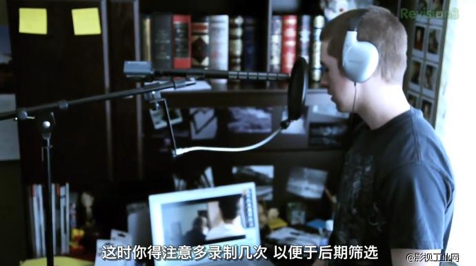 FilmRiot视频第41集,运用ADR自动对白替换-中文字幕
