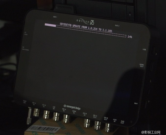 奥德赛 7Q (ODYSSEY 7Q) 固件升级流程! 2014-3月 1.1.105 4K固件已经发布