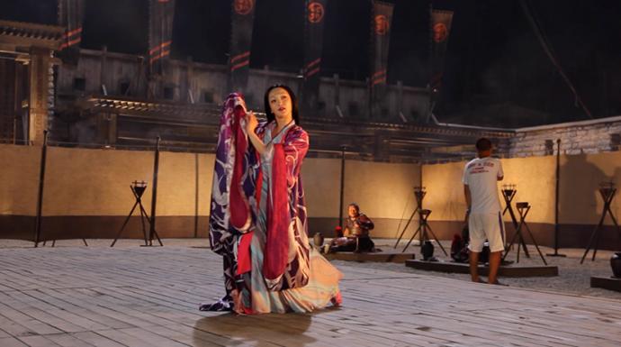 《画皮2》摄影系列文章——商业动作片的大场面光线创作,动作片摄影大师黄岳泰再现《画皮2》创作过程