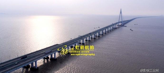 航拍————————杭州湾跨海大桥