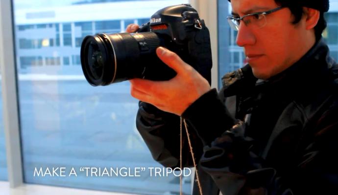 动手动脑:7个创意拍摄的小技巧