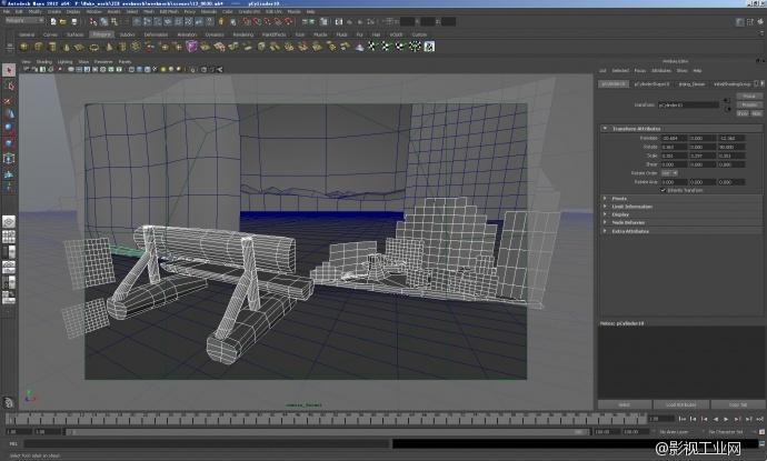 揭秘2D电影转3D立体电影制作技术 ▏AboutVFX