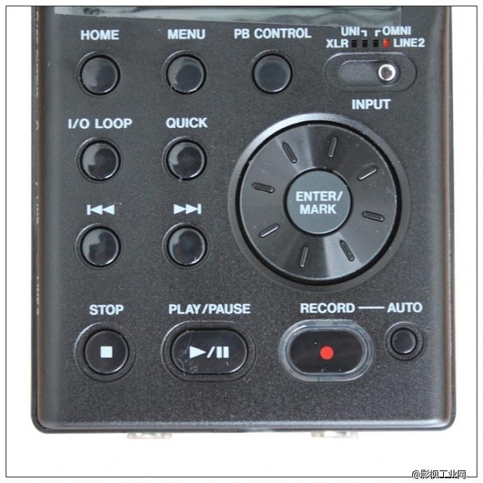 正品tascam dr100mkii 高端数字手持录音机 随身录音机 录音笔图片