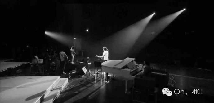 直播中的实时调色,HOMEBOY COLOR ON SET助力乐视4K音乐会线上直播!