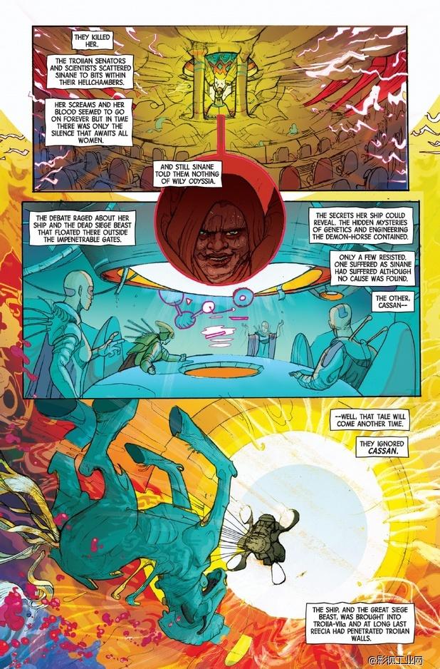 最好的科幻在漫画,最好的漫画在这里