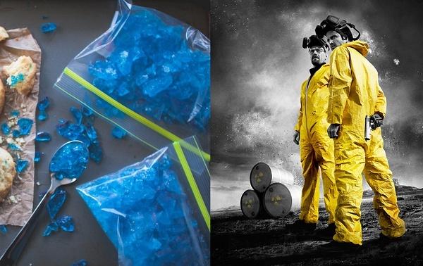 从色彩原理看《绝命毒师》