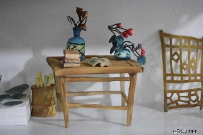 黏土家具制作步骤