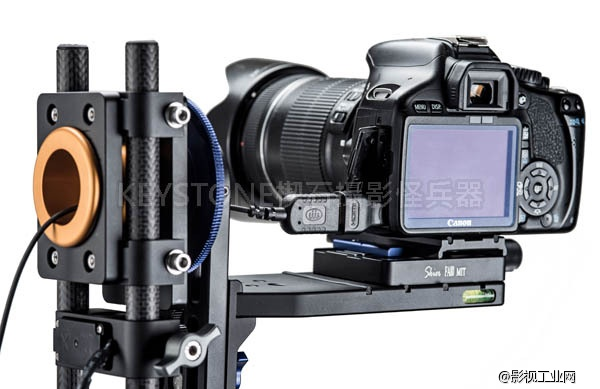 rch-300摄影遥控电动云台组支持单反/4k摄像机5公斤