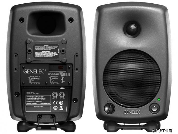 8030b二分频,双功放有源音箱