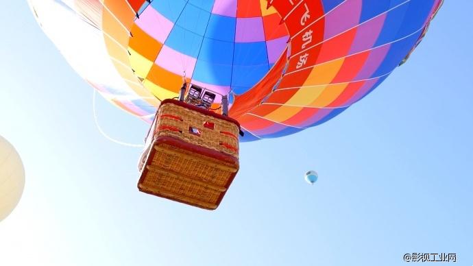 中国热气球俱乐部联赛云台山站