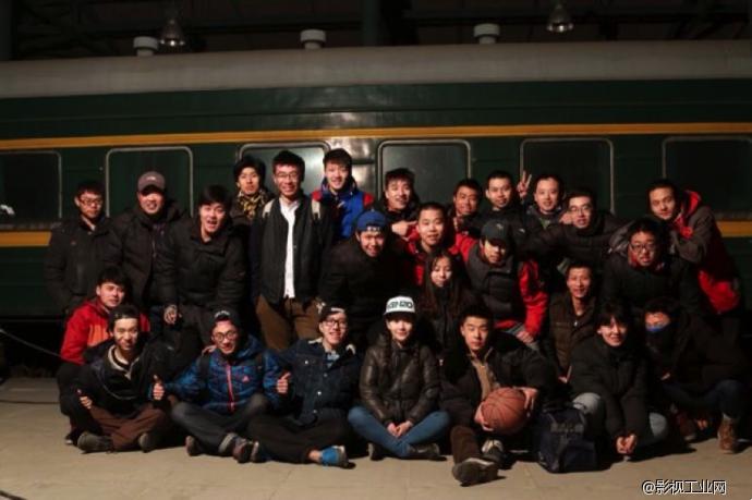 北京电影学院导演系15届毕业作品展映:我是导演图片