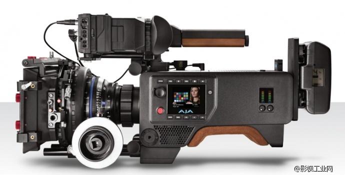 AJA CION 4K摄影机用户体验