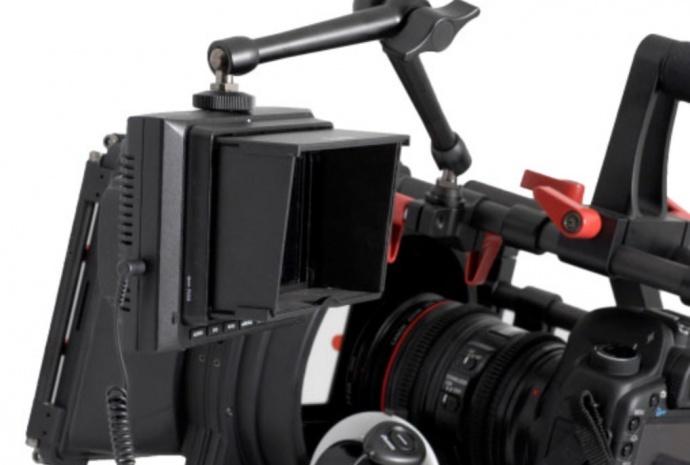 极高性价比 瑞鸽单机型TL-S480HDA业务级高清单反监视器