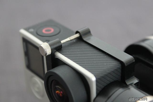 小巧灵活功能多 飞宇wearable gimbal稳定器实拍体验