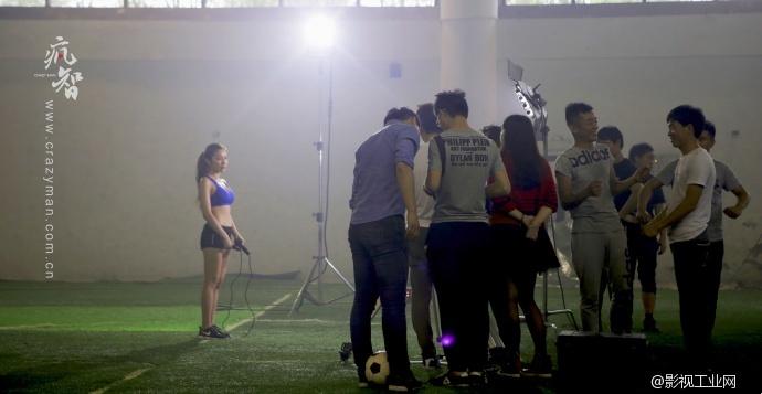 Fitlife 品牌广告拍摄花絮 运动内衣品牌Fitlife TVC 新闻中心 8