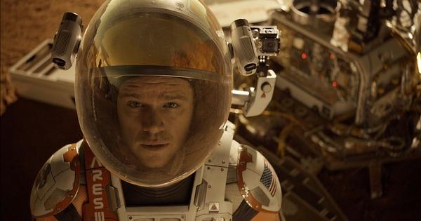 硬科幻!雷德利·斯科特科幻片《火星救援》新预告片