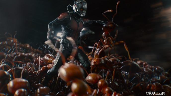 《蚁人》幕后解析