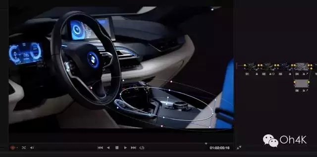 《如何在汽车调色中增加质感》----Oh,4K!调色系列小视频第三集
