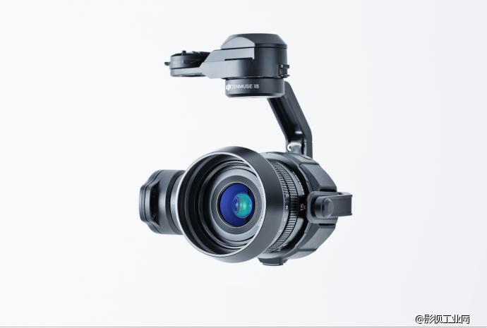 DJI大疆创新发布新一代专业级微型4/3航拍相机