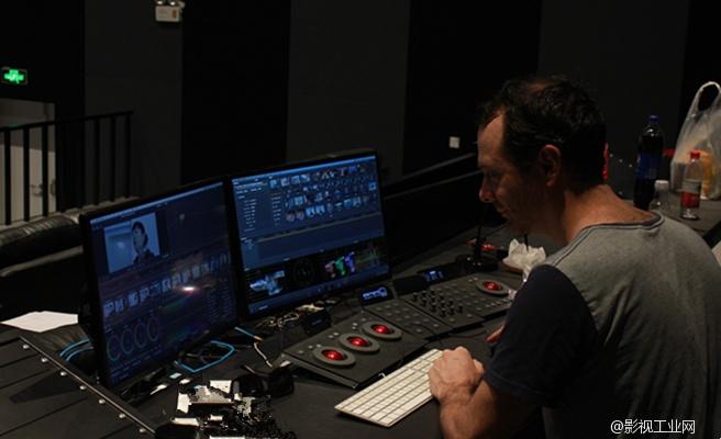 团队   新西兰调色师Chris与和声合作,尽享最顶级混录调色棚视听盛宴