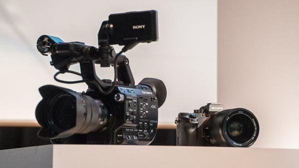 【突发】索尼IBC发布全新4K微单A7SⅡ及FS5
