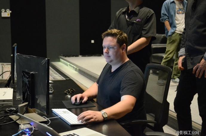 听•说 | 好莱坞声音设计师Will Files到访和声