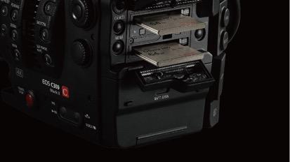 【实战】迎接4K新时代 ,走近佳能EOS C300 Mark II及其首部4K电影《Trick Shot》