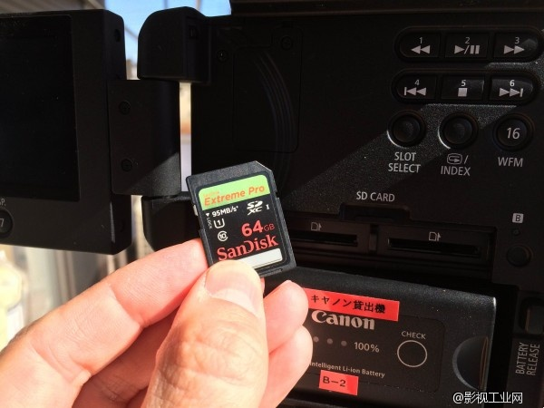 【评测站】佳能 C100 MARK II 全面评测——值得入手