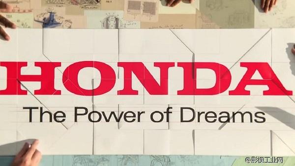 本田最新高逼格广告片:本田用纸讲述讲述品牌发展史