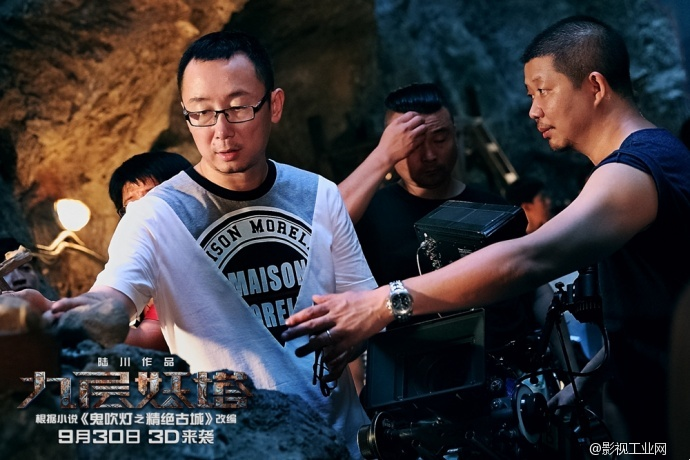 关于《九层妖塔》所有的想法和质疑,导演陆川在这里都说了