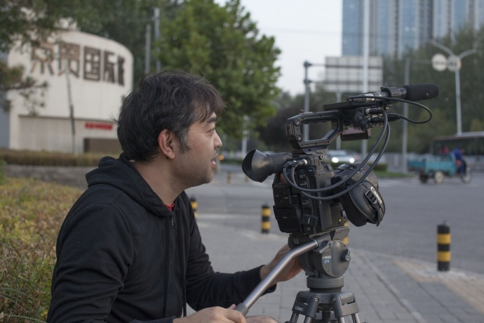 专访大冢龙治(二):拍摄前充分的准备工作