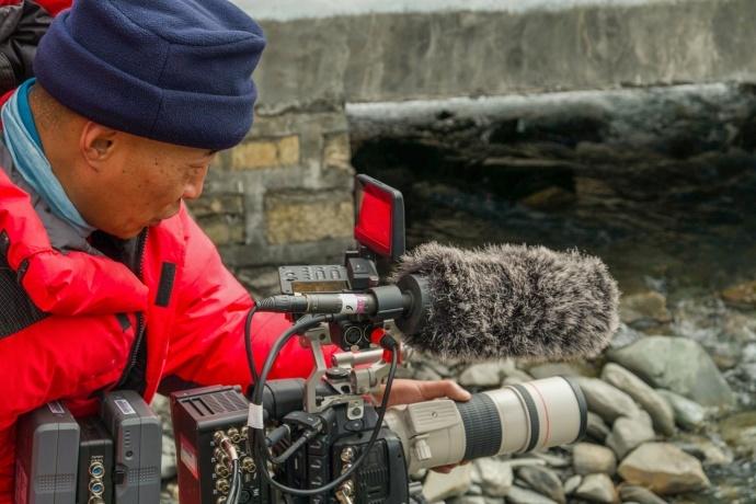 佳能支持4K超高清纪录片《喜马拉雅天梯》创作
