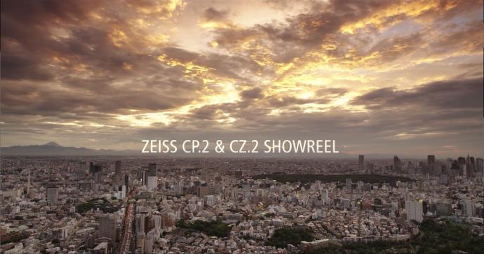 Carl Zeiss镜头 - CP.2&CZ.2宣传片