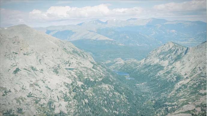 三星4K挑战赛得主短片——山[4K]