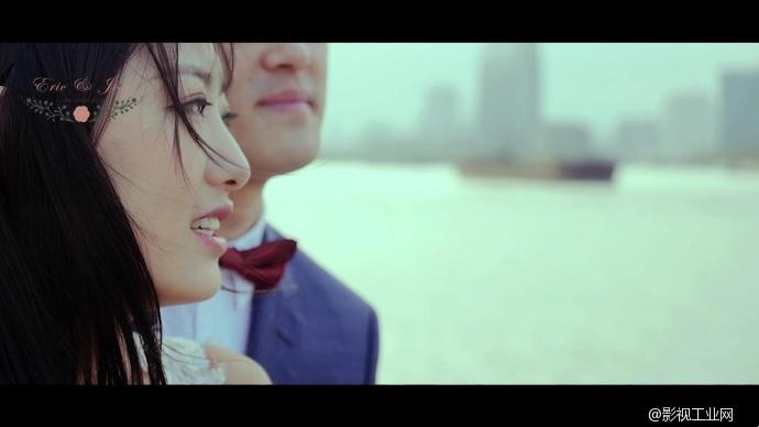 【松下最佳婚礼】婚礼短片 Eric&Josy 鹦鹉螺工作室 航拍