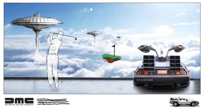 《回到未来》概念大图制作及幕后(迟到总比不到强)