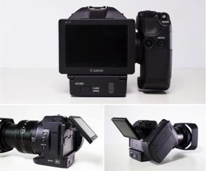 4K新势力+佳能新概念4K数码摄像机XC10评测