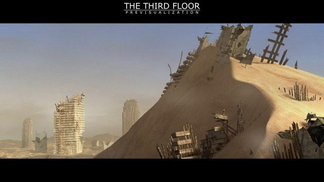 电影没开拍,就先把片子给看了。《移动迷宫2》特效流程讲解