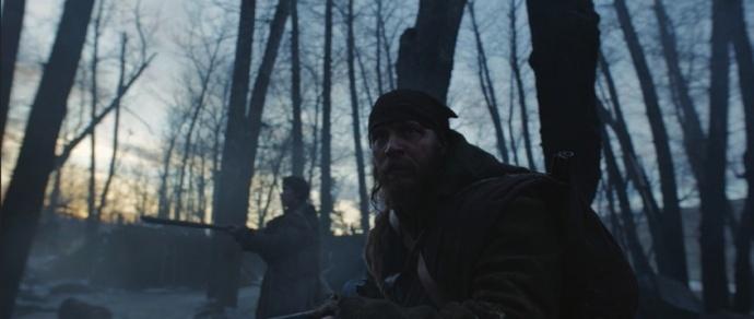 《荒野猎人》看点解析,还原第一手的拍摄现场