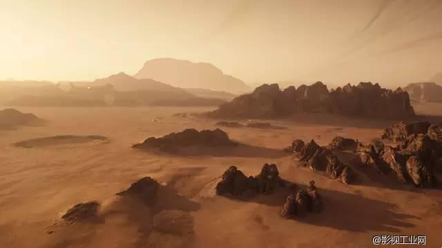 """mpc打造""""火星救援""""世界级视觉特效"""