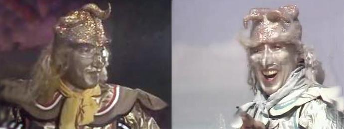 """早在1986版的西游记里面""""金角大王"""""""