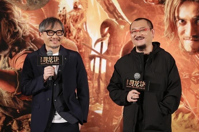 陈国富:做电影,不会有魔术